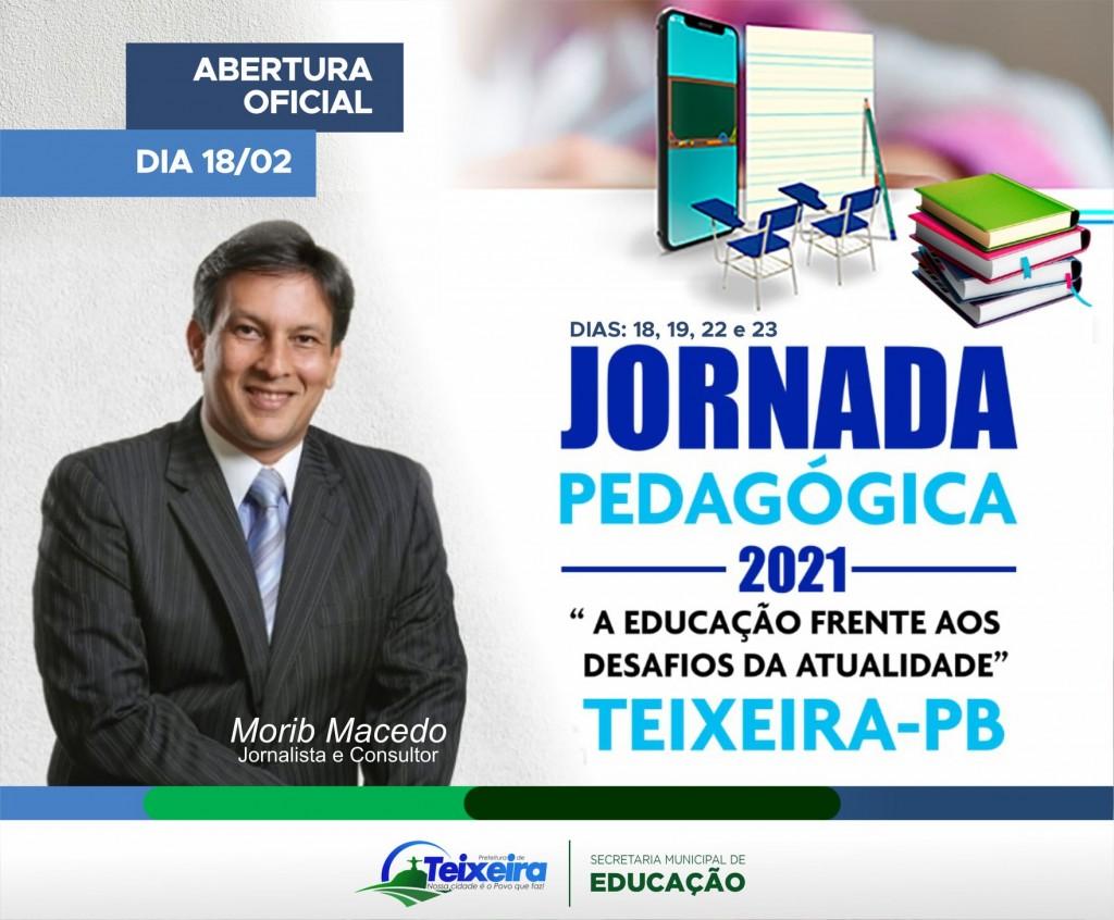 JORNADA PEDAGÓGICA 2021